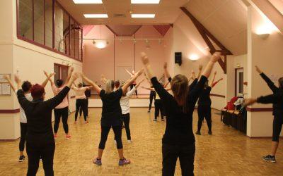 Gymnastique : reprise des cours