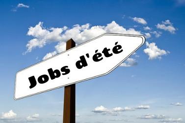 Jobs d'été : appel à candidatures